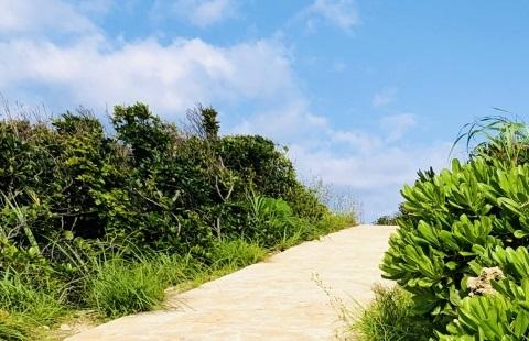 イメージ:坂の上の坂